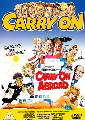 Carry on Abroad Online DVD Rental