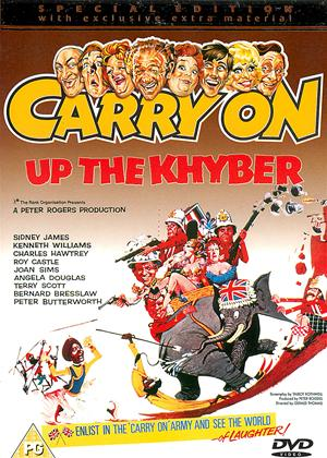 Rent Carry On Up the Khyber Online DVD Rental