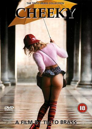Rent Cheeky (aka Trasgredire) Online DVD Rental
