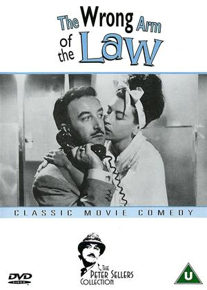 The Wrong Arm of the Law Online DVD Rental