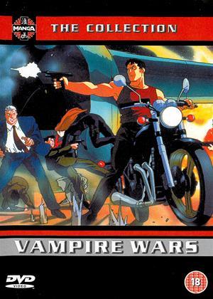Vampire Wars Online DVD Rental