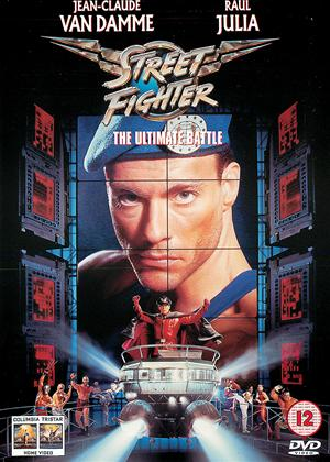 Street Fighter Online DVD Rental