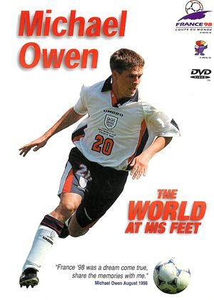 Rent Michael Owen: The World at His Feet Online DVD Rental