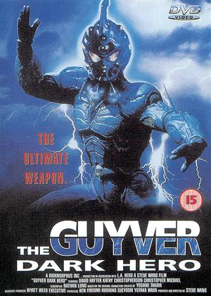 Guyver: Dark Hero Online DVD Rental