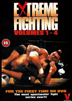 Extreme Fighting: Vol.1-4 Online DVD Rental