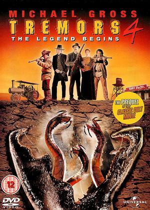 Rent Tremors 4 (aka Tremors 4: The Legend Begins) Online DVD Rental