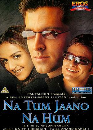 Na Tum Jaano Na Hum Online DVD Rental