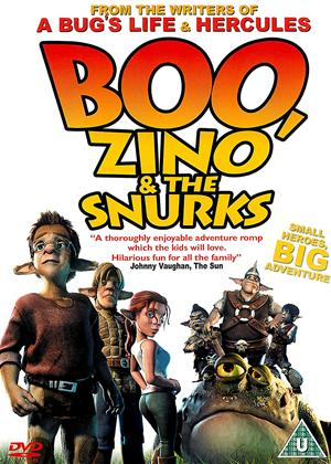 Boo, Zino and the Snurks Online DVD Rental