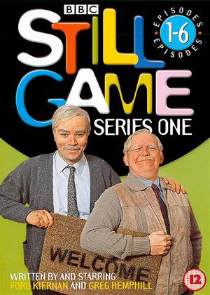 Still Game: Series 1 Online DVD Rental