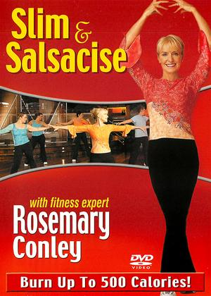 Rent Rosemary Conley: Slim and Salsacise Online DVD Rental