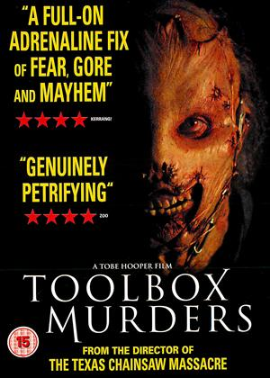 The Toolbox Murders Online DVD Rental
