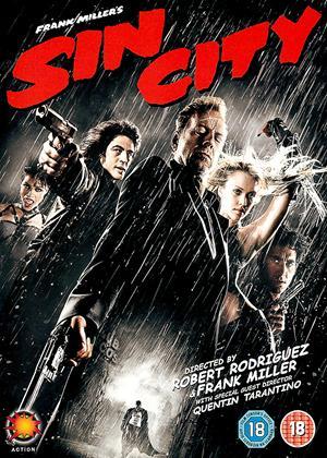 Rent Sin City Online DVD Rental