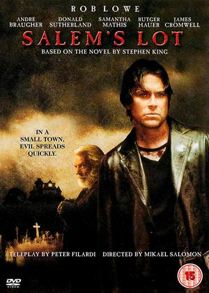 Salem's Lot Online DVD Rental