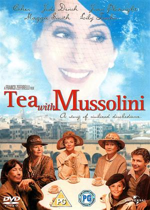 Tea with Mussolini Online DVD Rental