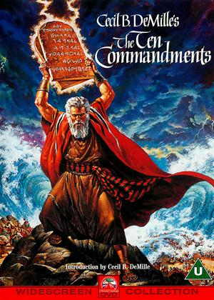 The Ten Commandments Online DVD Rental