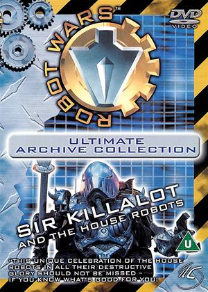 Rent Robot Wars: Sir Killalot and the House Robots Online DVD Rental