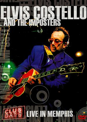 Elvis Costello and the Imposters: Live in Memphis Online DVD Rental