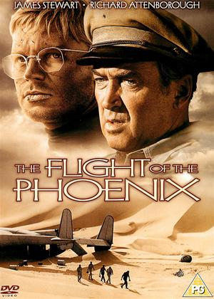 Rent The Flight of the Phoenix Online DVD Rental