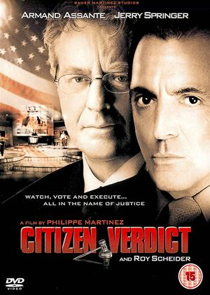 Citizen Verdict Online DVD Rental