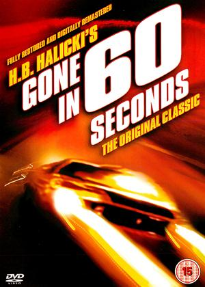 Gone in 60 Seconds Online DVD Rental