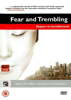 Fear and Trembling Online DVD Rental