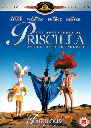 The Adventures of Priscilla, Queen of the Desert Online DVD Rental