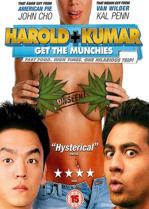 Rent Harold and Kumar Get the Munchies (aka Harold and Kumar Go to White Castle) Online DVD Rental