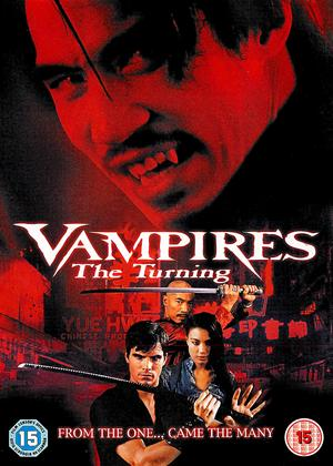 Vampires: The Turning Online DVD Rental