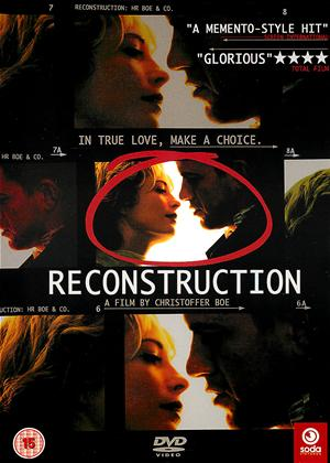 Reconstruction Online DVD Rental