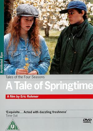 A Tale of Springtime Online DVD Rental