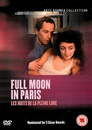 Rent Full Moon in Paris (aka Les Nuits de la Pleine Lune) Online DVD Rental