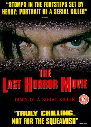 The Last Horror Movie Online DVD Rental