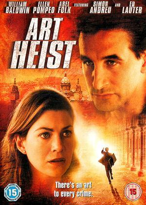 Art Heist Online DVD Rental