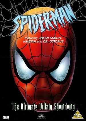 Rent Spiderman: The Ultimate Villain Showdown Online DVD Rental