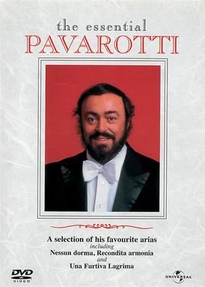 Rent Luciano Pavarotti: The Essential Pavarotti Online DVD Rental