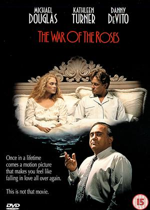 Rent The War of the Roses Online DVD Rental