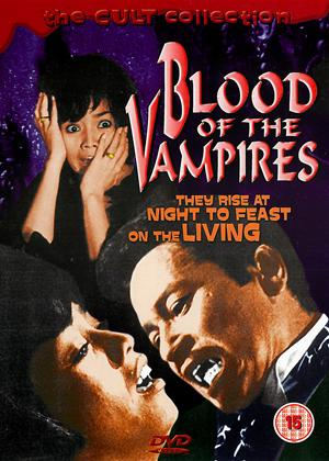 Blood of the Vampires Online DVD Rental