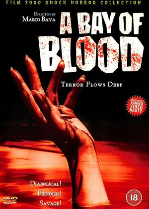 A Bay of Blood Online DVD Rental