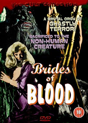 Brides of Blood Online DVD Rental
