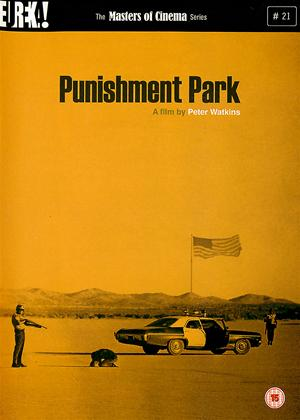 Punishment Park Online DVD Rental