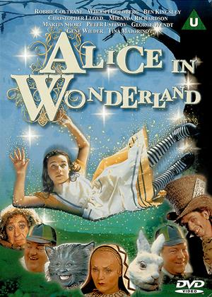 Alice in Wonderland Online DVD Rental