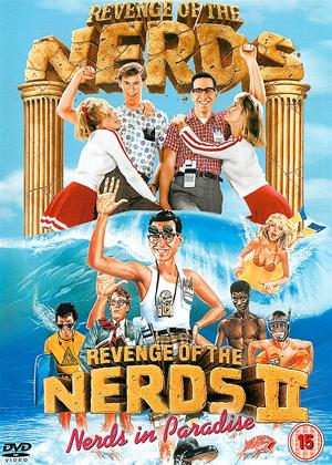 Revenge of the Nerds 2: Nerds in Paradise Online DVD Rental