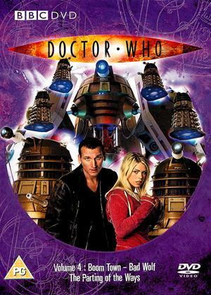Rent Doctor Who: New Series 1: Vol.4 Online DVD Rental