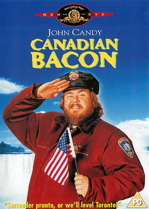 Canadian Bacon Online DVD Rental