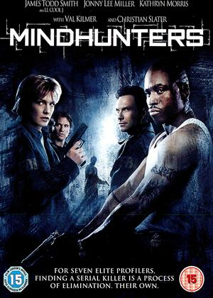 Rent Mindhunters Online DVD Rental