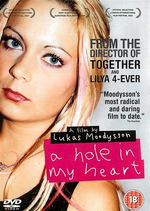 A Hole in My Heart Online DVD Rental
