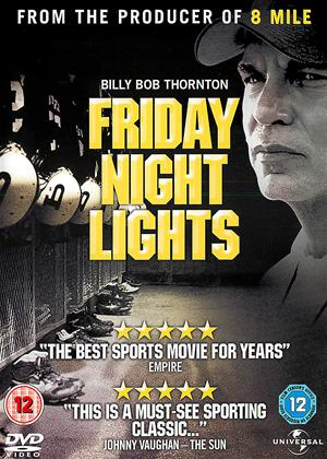 Rent Friday Night Lights Online DVD Rental
