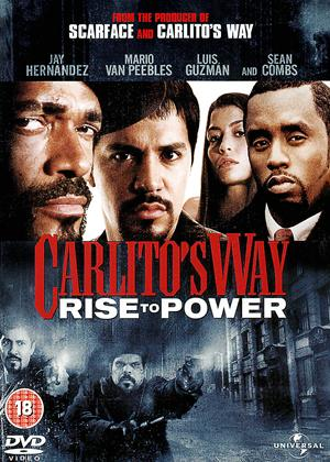 Rent Carlito's Way: Rise to Power Online DVD Rental