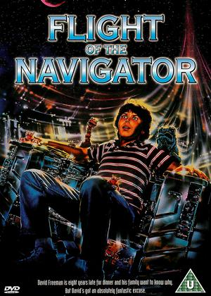 Flight of the Navigator Online DVD Rental