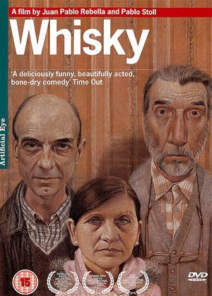 Whisky Online DVD Rental